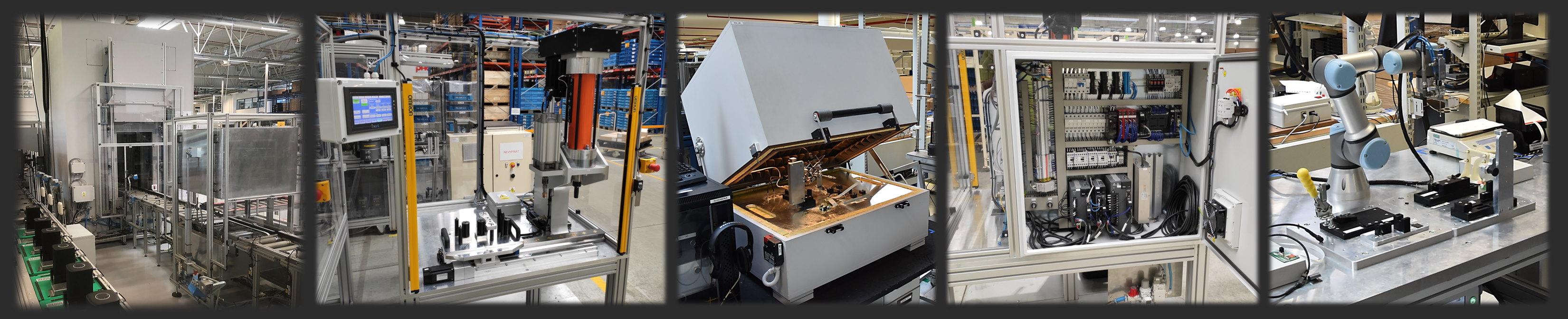 Pelus, automatizace, automotive, RF box, Akustický box, výroba